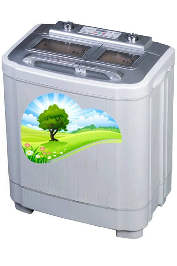 Dual Tub Washing Machine And Spin Dryer Combo