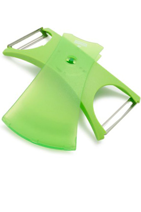 Exceptionnel Flip The Cover To Reveal The Peeler You Want To Use.