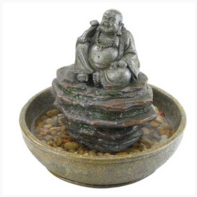 Buddha tabletop fountain buddha indoor water fountain workwithnaturefo