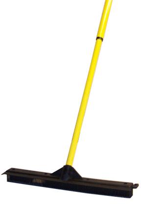 18 Quot Outdoor Sweepa Rubber Broom
