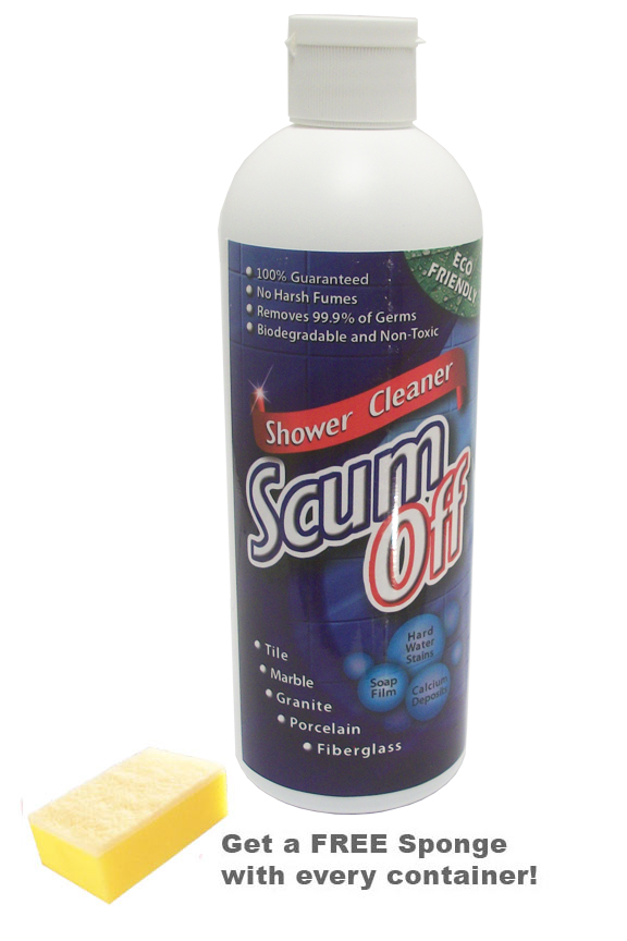 16 Oz Scum Off Shower Cleaner