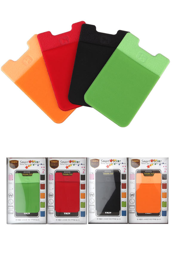Smart Pocket Id And Credit Card Pouch