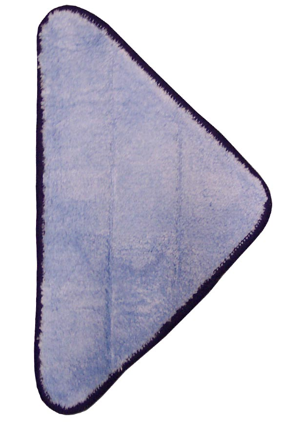 Triangle Shaped Microfiber Pad