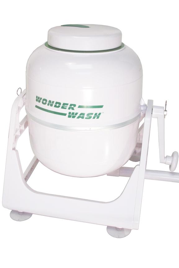 Etonnant WonderWash   A Portable, Hand Crank Washing Machine